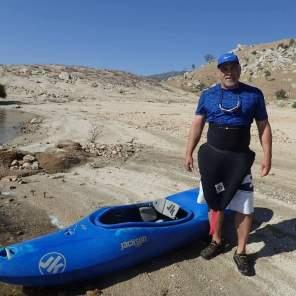 Jeff Gutierrez Kayaking Trip