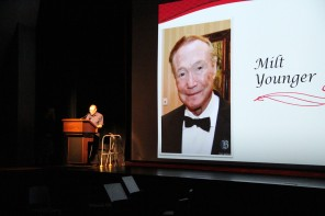 Milt Younger August 3 2016 at A Tribute to Jack Brigham