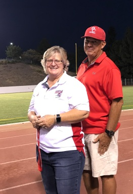 Sandi Taylor and Todd Hansen Sep 8 2017