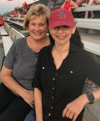 Sharon Baker and Sonya Christian