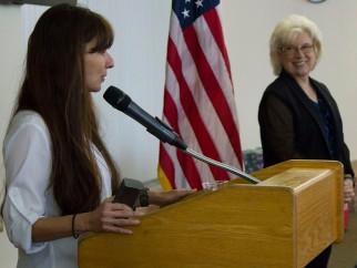 Sonya Christian and Jean Fuller