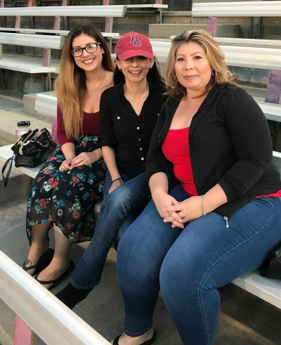 Thalia Solorio, Sonya Christian, Raquel Lopez Sep 9 2017
