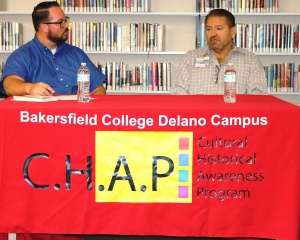 ChrisDison and Joe Aguierre presenting at CHAP