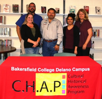 Poverty Panel at BC Delano Campus