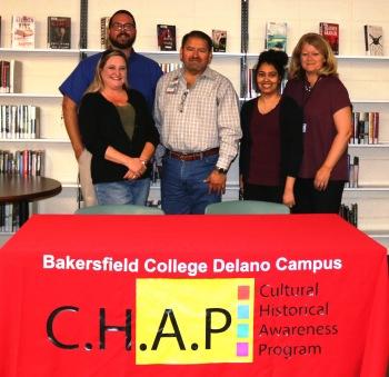 Poverty Panel at BC Delano Campus