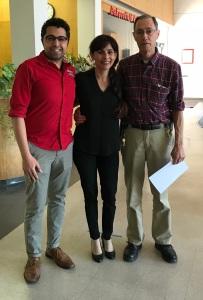 Chris Glaser, Sonya Christian, Dennis Spencer