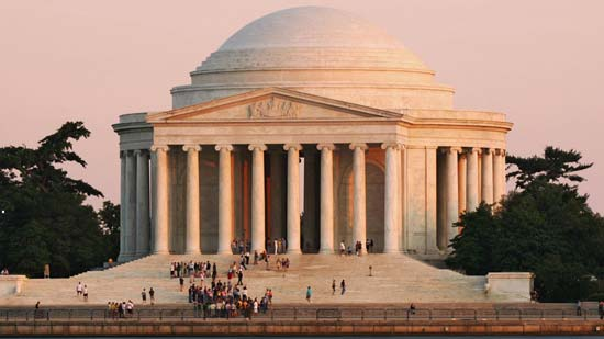 Jefferson Memorial from britannica