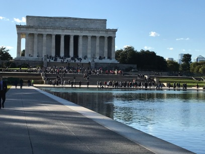 Lincoln Memorial Oct 16 2017