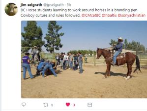 October 27 2017 Jim Selgrath