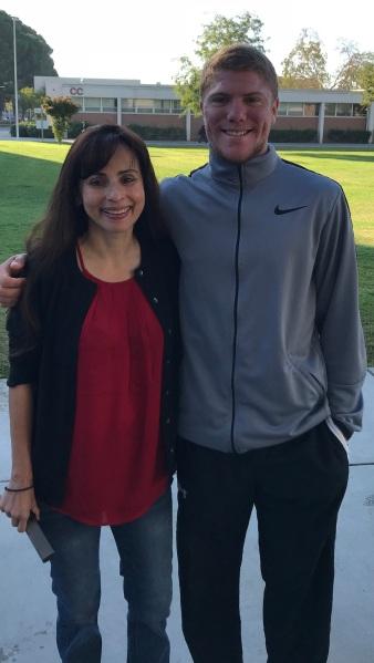 Sonya Christian and Carson Olivas October 23 2017