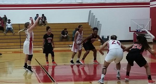 Basketball Nov 5 2017 against Riverside