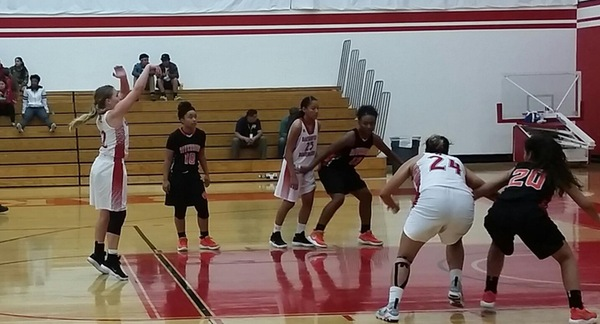 Basketball Nov 5 2017 against Riverside