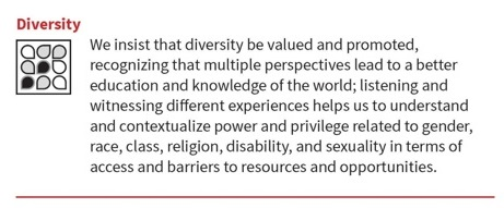 Core Value of Diversity