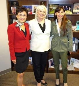 Karen Goh, Jean Fuller, Sonya Christian Nov 14 2017