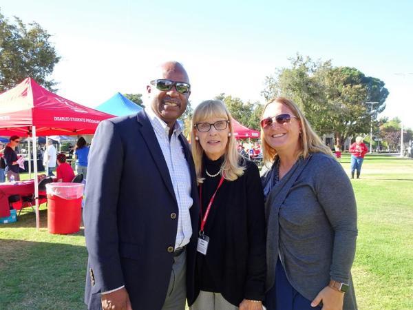 Steve Watkin, Mary Jo, Susan Hopkin Vet Fest 2017.jpg