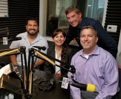 Wesley Barrientos, Sonya Christian, Richard Beene, Paul Beckworth Nov 8 2017