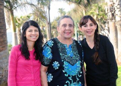 Eisha Christian, Pam Christian, Sonya Christian Dec 24 2017