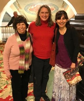 Heidi Allison, Janet Tarjan, Sonya Christian