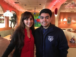 Joshua Gonzales Rad Tech Student Dec 8 2017