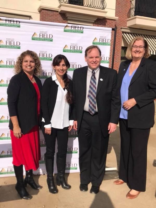 Nora Dominguez, Sonya Christian, Stephen Schoonmaker, Jenny Zorn Dec 14 2017