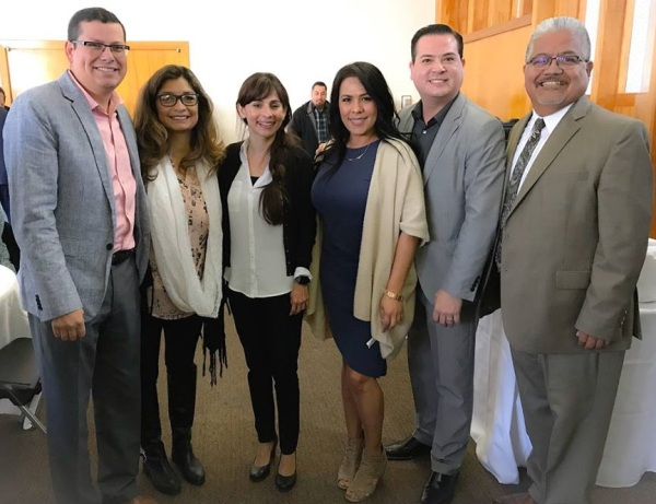 Rudy Salas, Olivia Garcia, Sonya Christian, Lisa Kent, Jay Tamsi, Corny Rodriguez