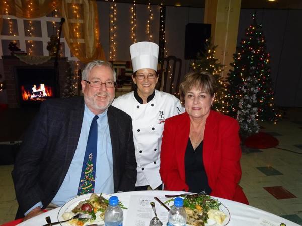 Tom Burke, Suzanna Durst, Tine Burke Dec 1 2017.jpg