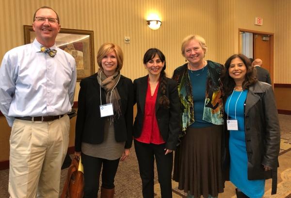 Greg Schultz, Joanna Schilling, Sonya Christian, Cheryl Marshall, Amita Suhrid