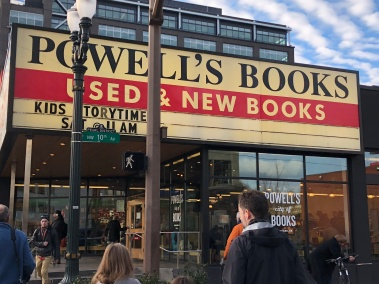 Powell Books Jan 6 2018
