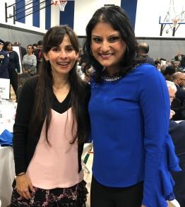 Sonya Christian, Roopa Raman