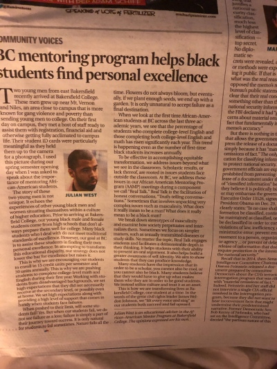 BC Mentoring Article