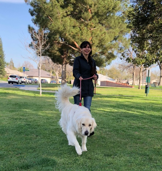 Feb 10 2018 Sonya Christian Walking Neo 2