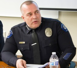 McFarland Police Department Chief