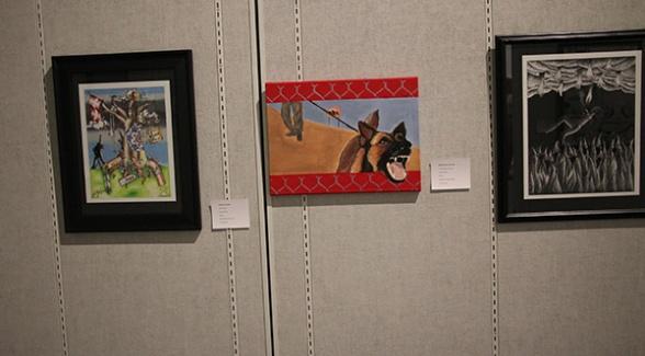 Art From Panorama Art Show