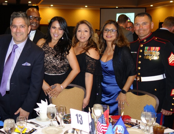 Paul Beckworth, Steve Watkins, Lisa Kent, Sandra Beckworth, Olivia Garcia, Sgt. Julio Garcia.