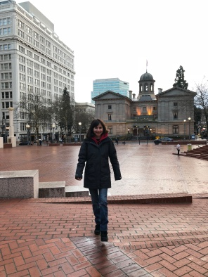Sonya Christian Feb 3 2018 Pioneer Square