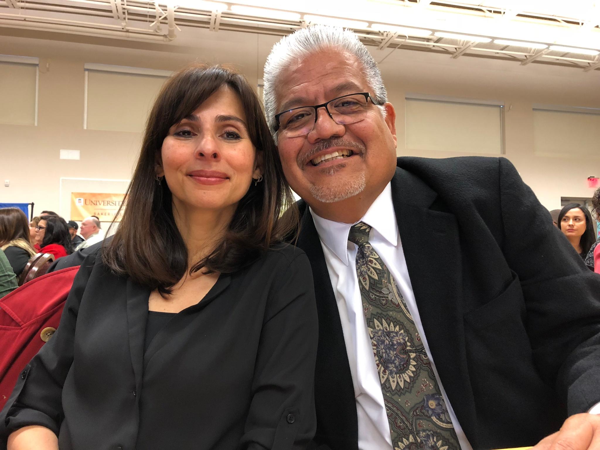 Corny Rodriguez, Sonya Christian March 23 2018