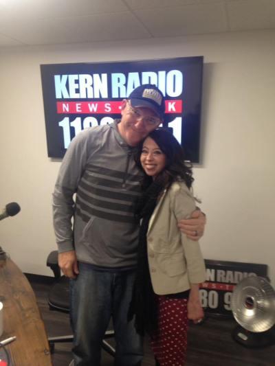 Jen Garrett and Scott Cox