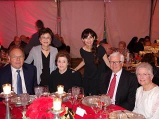Marco and Theo Zaninovich, Karen Goh, Sonya Christian, Ken Byrum