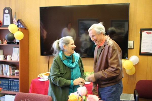 Nan Gomez-Heitzeberg and Bill Thomas Feb 28 2018
