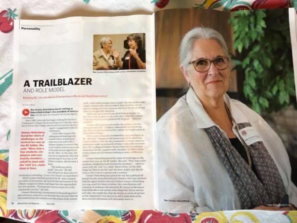 Nan Gomez-Heitzeberg March 31 2018 Bakerfeild Life Magazine
