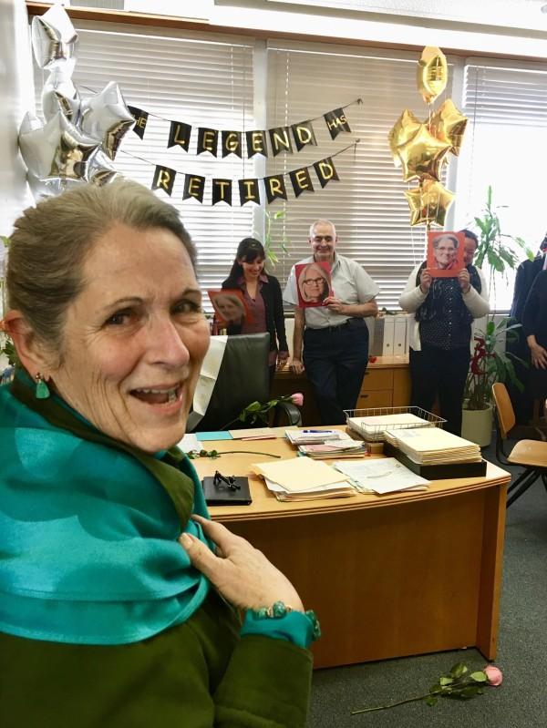 Nans Celebration