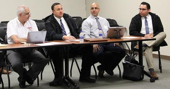 Paul Chave和Delano与Abel Guzman和Zav Dadabhhoy的团队
