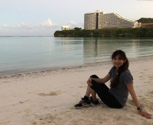 Sonya Christian MArch 6 2018 Guam