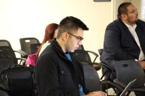 Student Senator Barraj