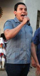 """Abel Guzman in Mariachi """"Grito"""" Competition"""