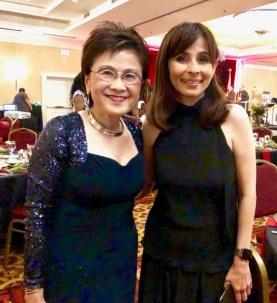Karen Goh and Sonya Christian