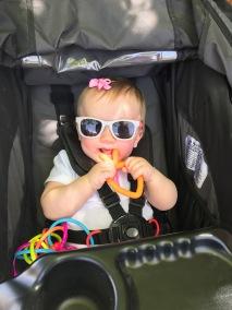 Little Miss Mae Liz Rozell's grand daughter