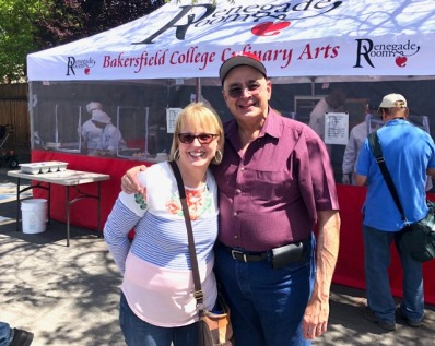 Liz Rozell and Zav Dadabhoy April 21 2018
