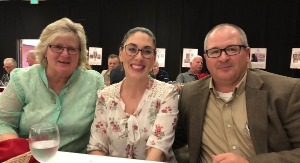 Sandi, Andrea, Keith