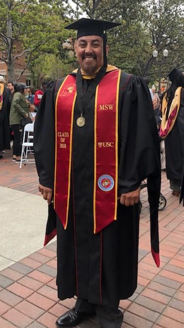 Armando Trujillo USC MSW